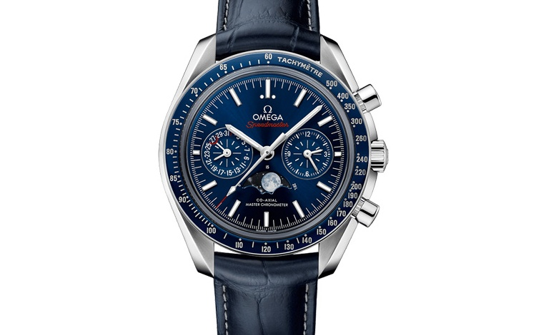 Speedmaster Moonwatch Moonphase
